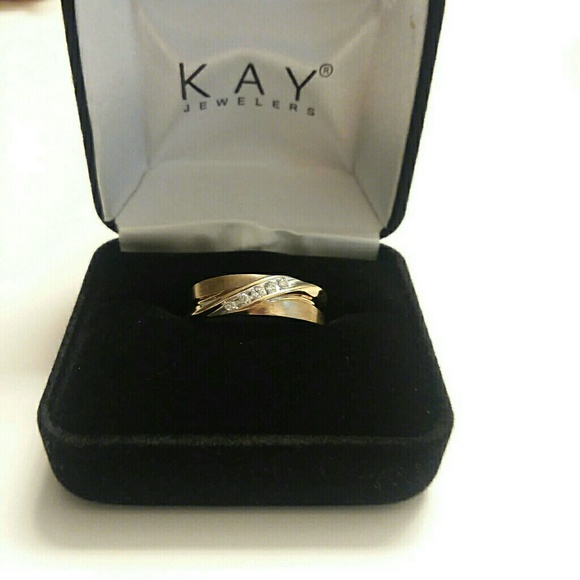 Kay Jewelers Jewelry Mens Ring Poshmark
